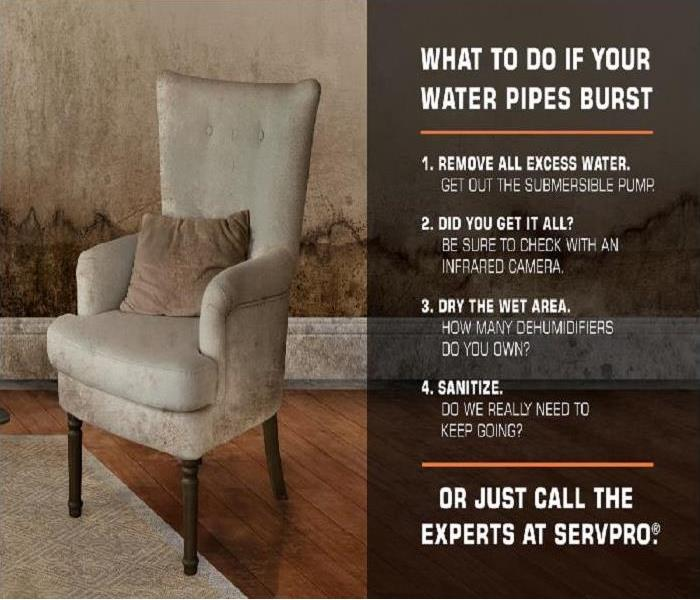 Water Damage What to do before help arrives!