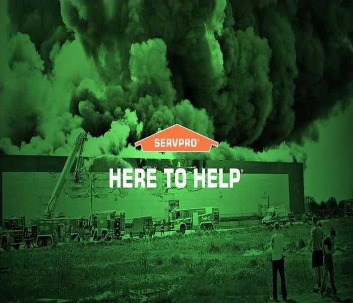 Commercial What to Do After a Commercial Fire Disaster in Marietta, GA