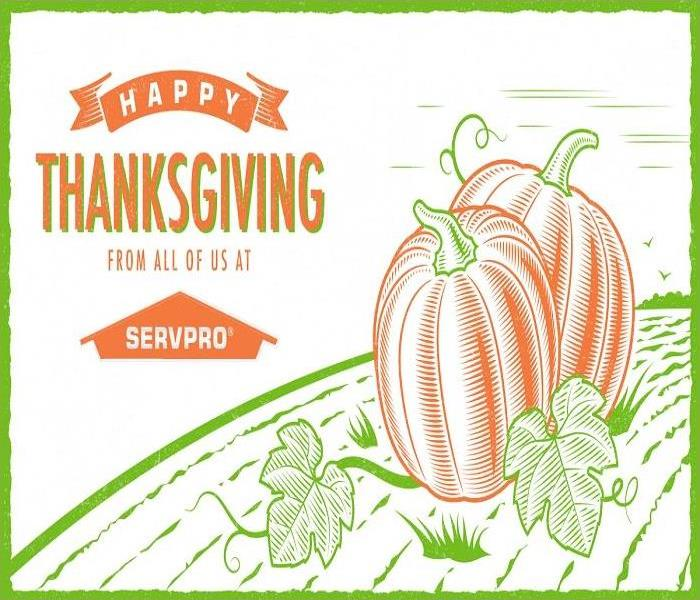 Happy Thanksgiving from SERVPRO