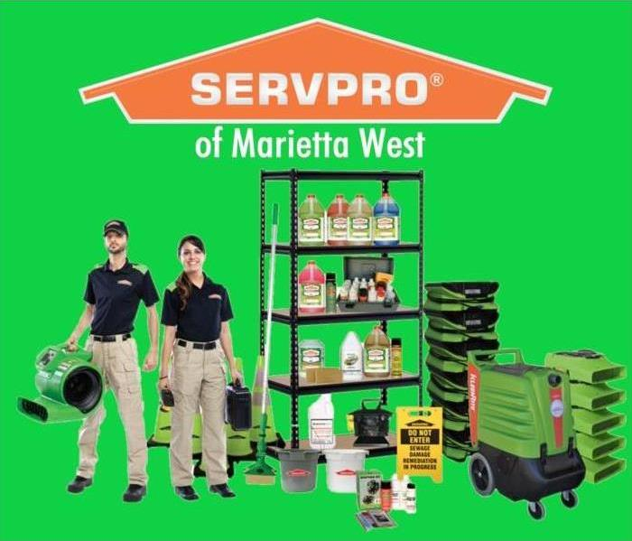 SEVPRO of Marietta West cutting-edge drying and restoration equipment