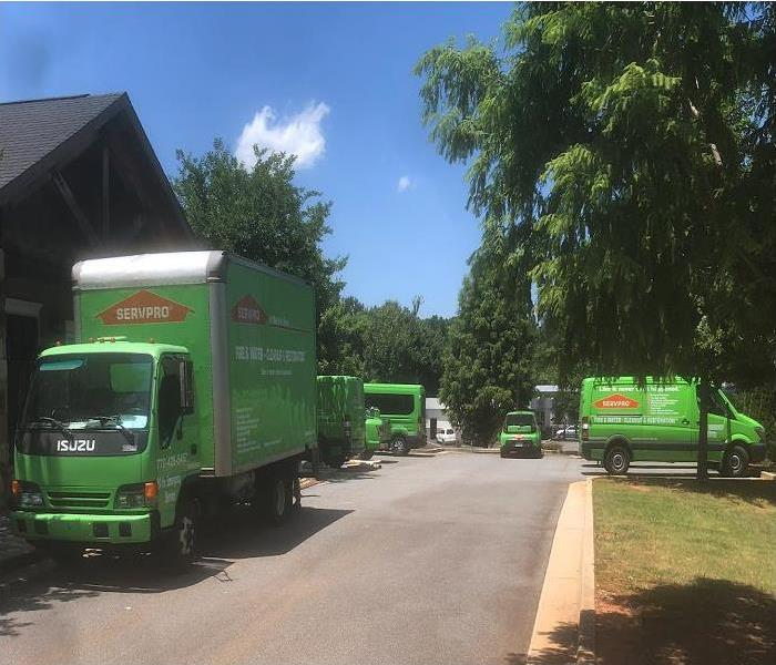Commercial Get Your Business Back Up and Running With SERVPRO of Marietta West