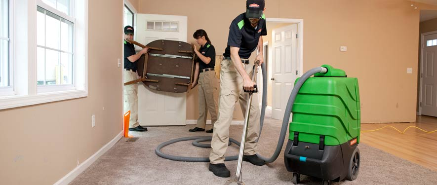 Marrietta, GA residential restoration cleaning